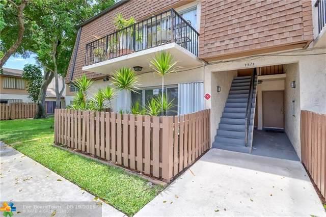 7523 W Sunrise Blvd C1, Plantation, FL 33313 (MLS #F10190016) :: Green Realty Properties