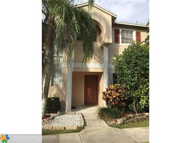 3877 NW 122nd Ter L-1, Sunrise, FL 33323 (MLS #F10190039) :: Berkshire Hathaway HomeServices EWM Realty