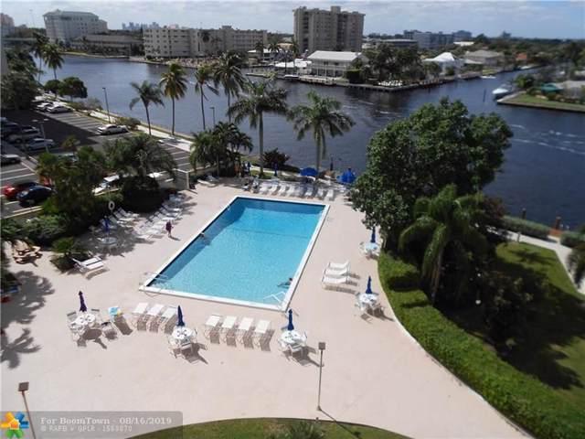 3200 NE 36th St #815, Fort Lauderdale, FL 33308 (MLS #F10190042) :: Berkshire Hathaway HomeServices EWM Realty