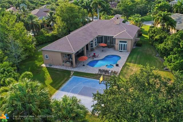 9262 NW 63 CT, Parkland, FL 33067 (MLS #F10190050) :: United Realty Group