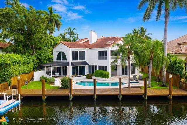 2506 Aqua Vista Blvd, Fort Lauderdale, FL 33301 (MLS #F10190069) :: The Howland Group