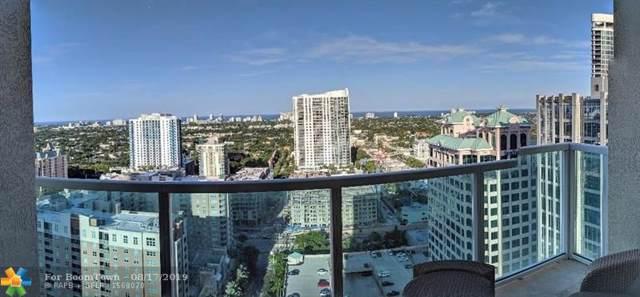350 SE 2nd St #2960, Fort Lauderdale, FL 33301 (MLS #F10190100) :: The O'Flaherty Team