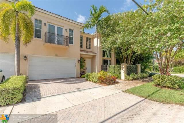 1504 NE 7th St, Fort Lauderdale, FL 33304 (MLS #F10190101) :: The Howland Group