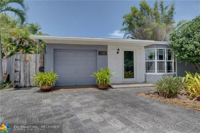 3450 NW 20th Ave, Oakland Park, FL 33309 (MLS #F10190104) :: Green Realty Properties