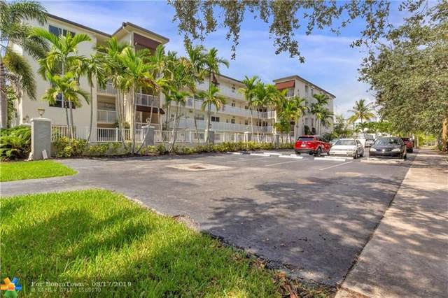 1220 NE 3rd St #308, Fort Lauderdale, FL 33301 (MLS #F10190105) :: The Howland Group
