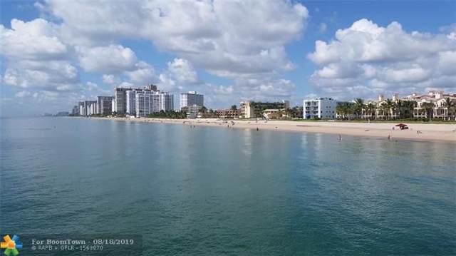 4013 N Ocean Dr #106, Lauderdale By The Sea, FL 33308 (#F10190127) :: Harold Simon with Douglas Elliman Real Estate