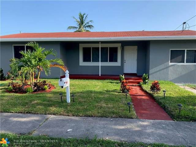 321 SW 15th St, Dania Beach, FL 33004 (MLS #F10190160) :: The Howland Group