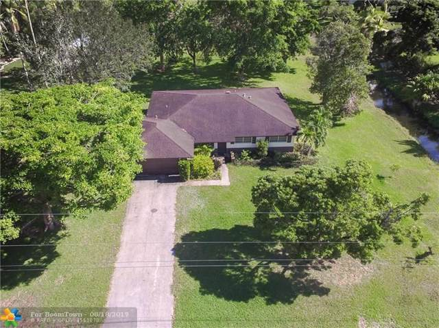 4700 SW 166th Ave, Southwest Ranches, FL 33331 (MLS #F10190173) :: Laurie Finkelstein Reader Team