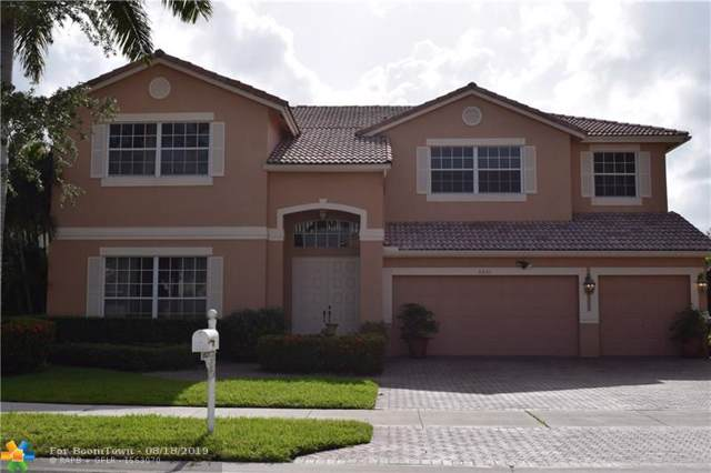 5631 NW 108th Ter, Coral Springs, FL 33076 (#F10190200) :: Weichert, Realtors® - True Quality Service