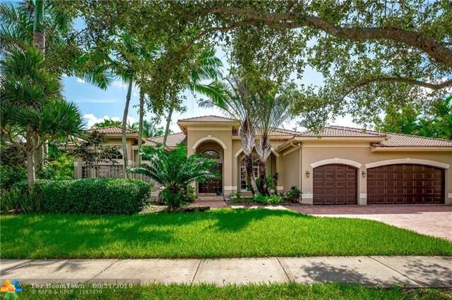 3402 Dovecote Meadow Ln, Davie, FL 33328 (MLS #F10190214) :: Laurie Finkelstein Reader Team