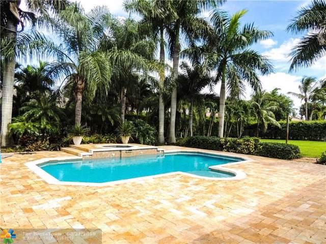 5100 Regency Isles Way, Cooper City, FL 33330 (MLS #F10190230) :: Laurie Finkelstein Reader Team