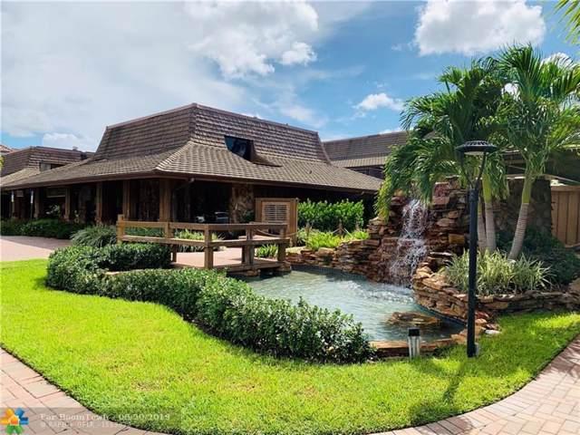 3000 N University Drive, Coral Springs, FL 33065 (MLS #F10190231) :: Laurie Finkelstein Reader Team