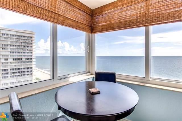 4040 Galt Ocean Dr #1018, Fort Lauderdale, FL 33308 (MLS #F10190251) :: Berkshire Hathaway HomeServices EWM Realty