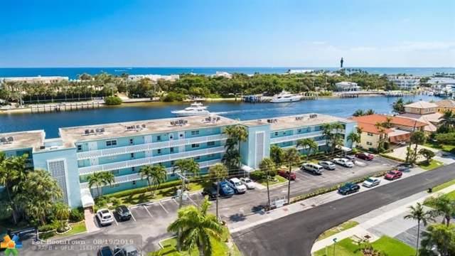 2772 NE 30th Ave 7B, Lighthouse Point, FL 33064 (MLS #F10190263) :: Berkshire Hathaway HomeServices EWM Realty