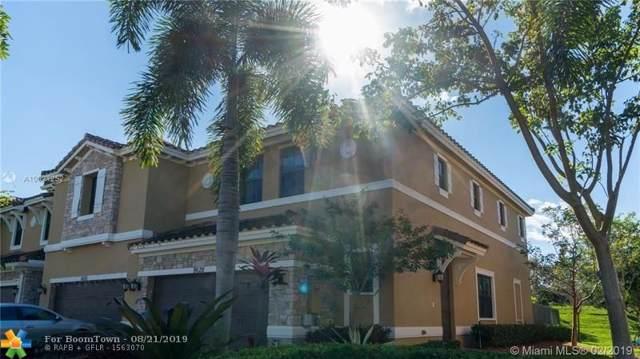9628 Town Parc Cir S, Parkland, FL 33076 (MLS #F10190298) :: Laurie Finkelstein Reader Team