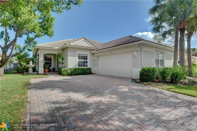 10999 NW 62nd Ct, Parkland, FL 33076 (MLS #F10190300) :: United Realty Group