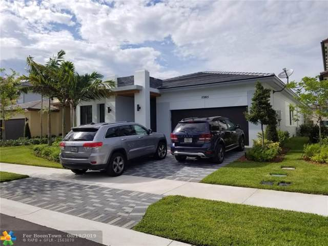 10865 Pacifica Way, Parkland, FL 33076 (MLS #F10190319) :: Berkshire Hathaway HomeServices EWM Realty