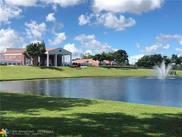 221 Durham E #221, Deerfield Beach, FL 33442 (MLS #F10190336) :: Berkshire Hathaway HomeServices EWM Realty