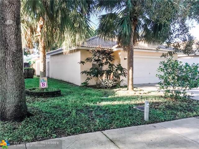 3793 NW 63rd Ct, Coconut Creek, FL 33073 (MLS #F10190379) :: Laurie Finkelstein Reader Team