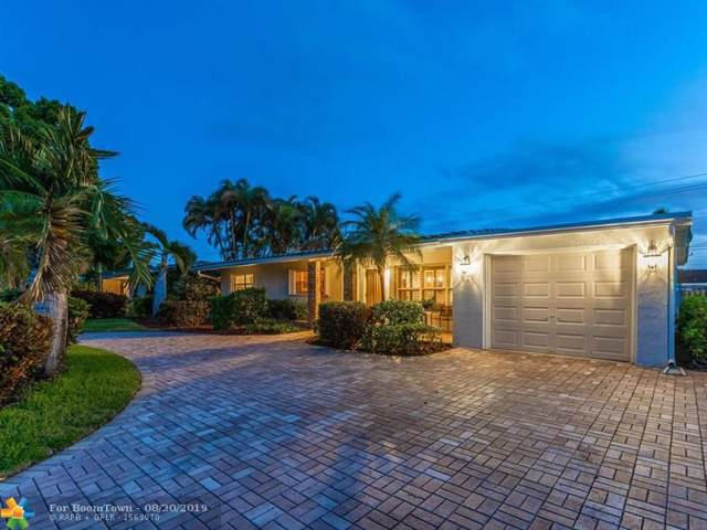 2220 NE 34th Ct, Lighthouse Point, FL 33064 (MLS #F10190405) :: Green Realty Properties