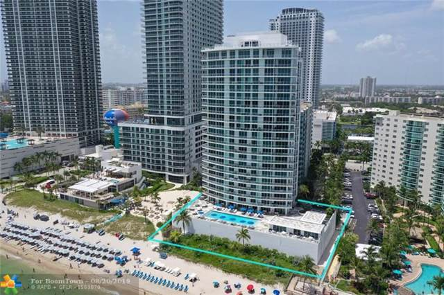 3951 S Ocean Drive #801, Hollywood, FL 33019 (MLS #F10190422) :: United Realty Group