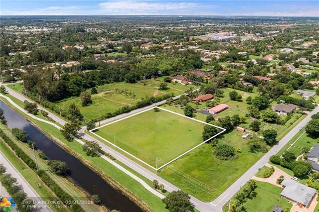11311 NW 4th St, Plantation, FL 33325 (MLS #F10190473) :: Berkshire Hathaway HomeServices EWM Realty