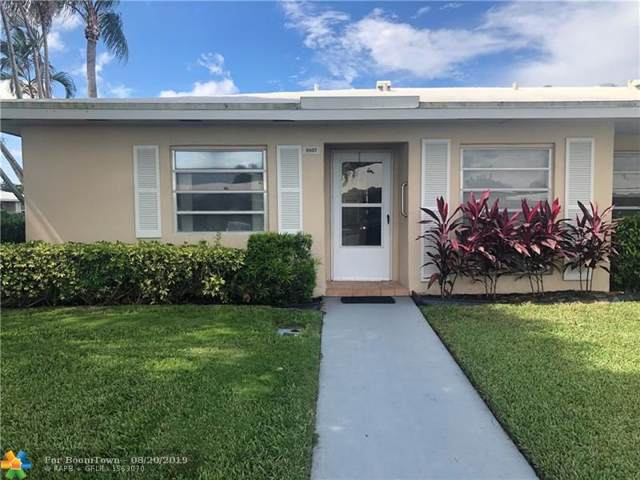 8957 Warwick #8957, Boca Raton, FL 33433 (MLS #F10190499) :: United Realty Group