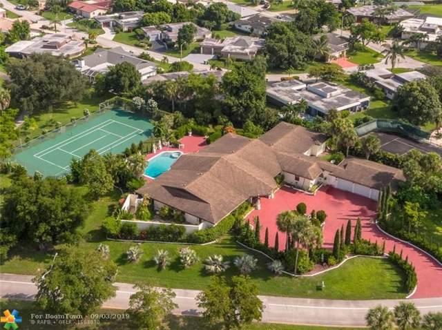 4911 Woodlands Blvd, Tamarac, FL 33319 (MLS #F10190531) :: The O'Flaherty Team