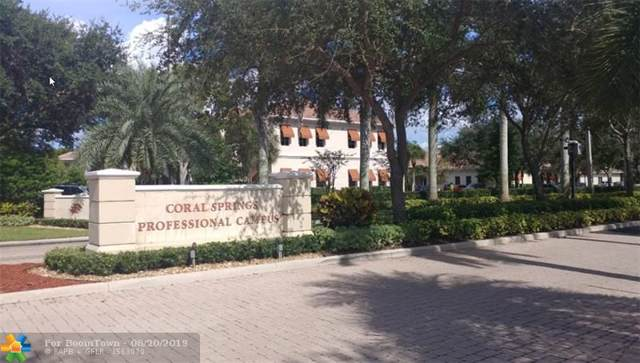 5571 N University #201, Coral Springs, FL 33067 (MLS #F10190539) :: Laurie Finkelstein Reader Team