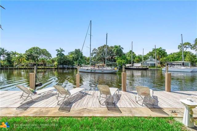 444 Seminole Ave, Fort Lauderdale, FL 33312 (MLS #F10190559) :: RICK BANNON, P.A. with RE/MAX CONSULTANTS REALTY I