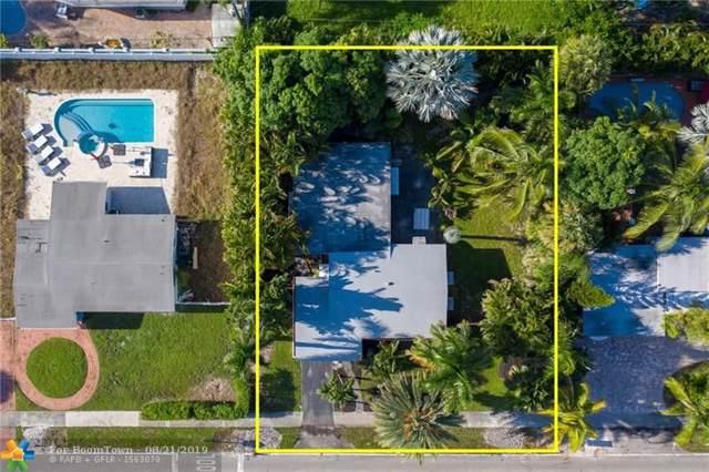 401 NE 26th St, Wilton Manors, FL 33305 (MLS #F10190585) :: Berkshire Hathaway HomeServices EWM Realty