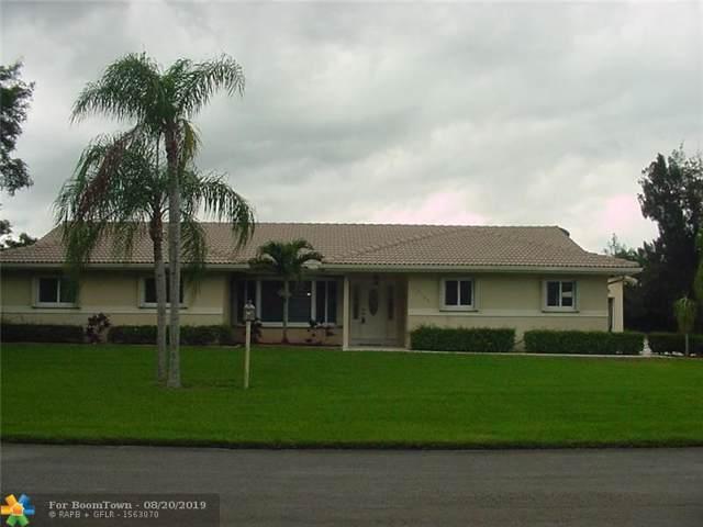 13100 SW 16 Ct, Davie, FL 33325 (MLS #F10190599) :: Berkshire Hathaway HomeServices EWM Realty
