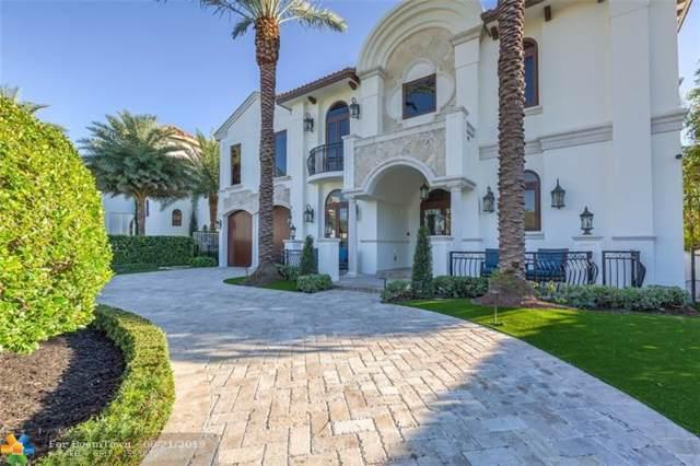2600 Inlet Dr, Fort Lauderdale, FL 33316 (MLS #F10190640) :: Berkshire Hathaway HomeServices EWM Realty
