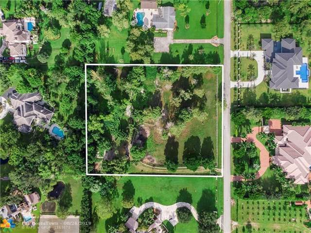 9100 NW 68th Ct, Parkland, FL 33067 (MLS #F10190666) :: Green Realty Properties