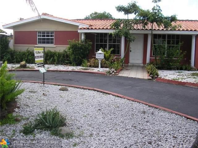1424 NE 56th St, Fort Lauderdale, FL 33334 (MLS #F10190721) :: ONE Sotheby's International Realty