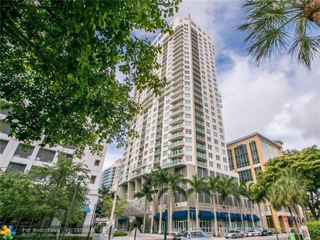 350 SE 2nd St #660, Fort Lauderdale, FL 33301 (MLS #F10190740) :: Berkshire Hathaway HomeServices EWM Realty