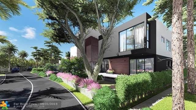422 Mola Ave, Fort Lauderdale, FL 33301 (MLS #F10190756) :: Berkshire Hathaway HomeServices EWM Realty