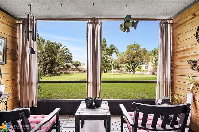 112 Royal Park Dr 1F, Oakland Park, FL 33309 (MLS #F10190770) :: Castelli Real Estate Services