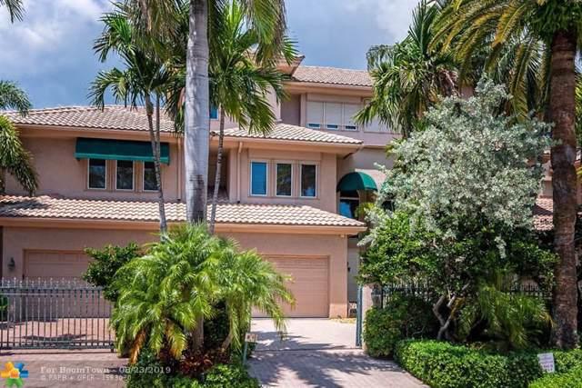3 Hendricks Isle, Fort Lauderdale, FL 33301 (MLS #F10190812) :: Berkshire Hathaway HomeServices EWM Realty
