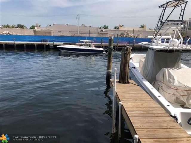 1440 SE 15 #1, Fort Lauderdale, FL 33316 (MLS #F10190822) :: Berkshire Hathaway HomeServices EWM Realty