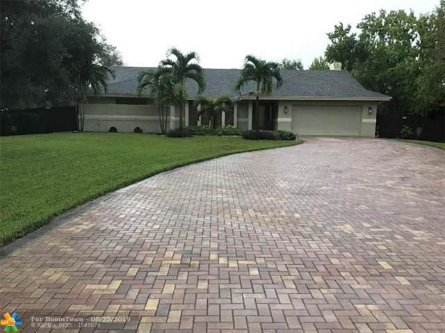 11351 NW 12th St, Plantation, FL 33323 (MLS #F10190825) :: Patty Accorto Team