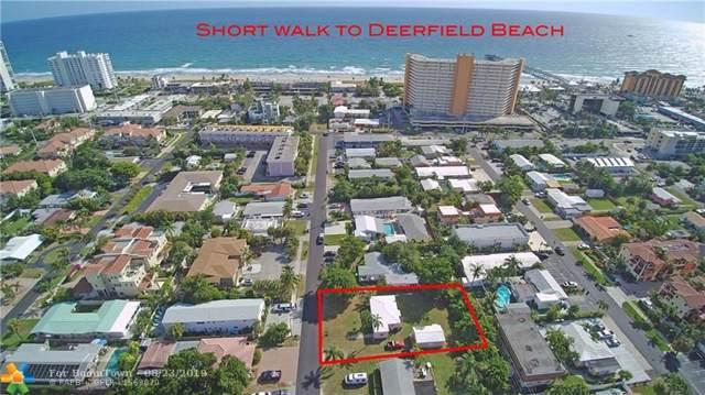 1938 NE 5th St, Deerfield Beach, FL 33441 (#F10190949) :: Posh Properties