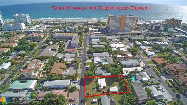1938 NE 5th St, Deerfield Beach, FL 33441 (MLS #F10190949) :: Berkshire Hathaway HomeServices EWM Realty