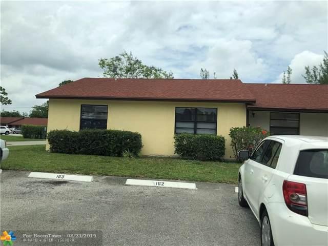 440 Glenwood Dr #440, West Palm Beach, FL 33415 (MLS #F10190955) :: Berkshire Hathaway HomeServices EWM Realty