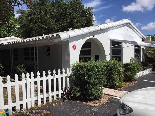 19 SE 12th Ave, Fort Lauderdale, FL 33301 (MLS #F10190969) :: Green Realty Properties