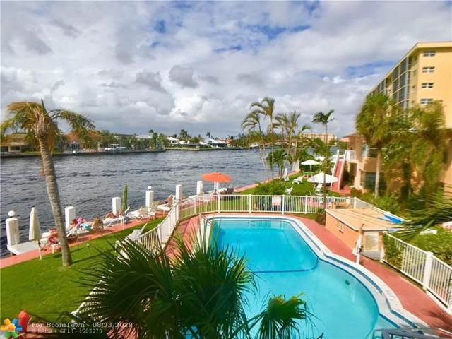 605 N Riverside Dr #20, Pompano Beach, FL 33062 (MLS #F10190989) :: Castelli Real Estate Services