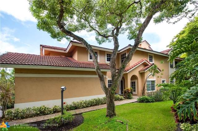 4101 Carriage Dr D1, Pompano Beach, FL 33069 (MLS #F10190992) :: Castelli Real Estate Services