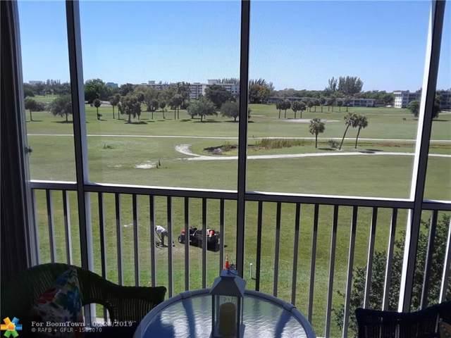 2950 N Palm Aire Dr #403, Pompano Beach, FL 33069 (#F10191040) :: Dalton Wade