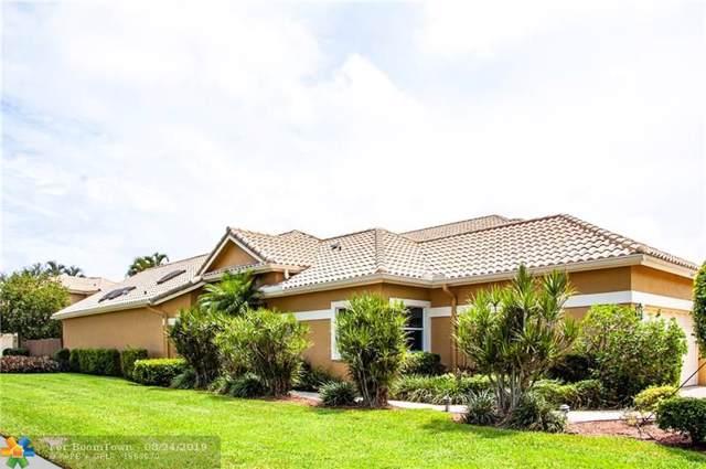2497 NW 66th Dr, Boca Raton, FL 33496 (MLS #F10191050) :: Castelli Real Estate Services