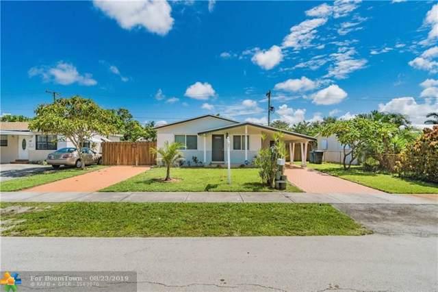 70 NE 56th Ct, Oakland Park, FL 33334 (MLS #F10191057) :: Castelli Real Estate Services
